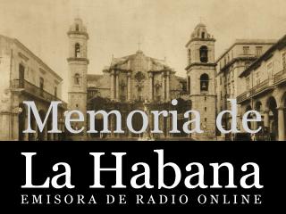 BODA NEGRA EN MEMORIA DE LA HABANA