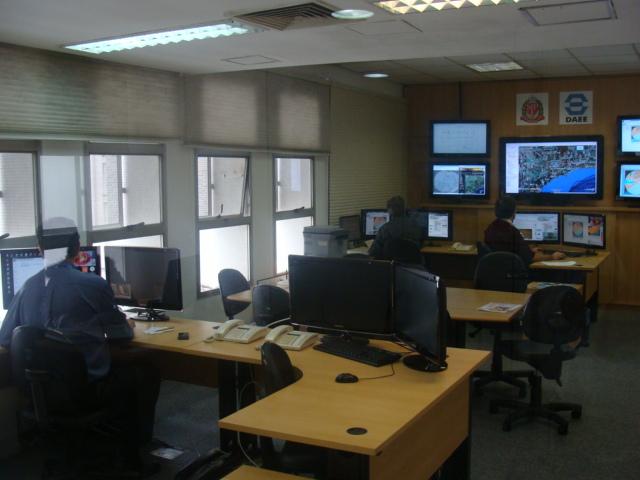 Sala de Situação São Paulo -SSSP- Dados Hidrológicos e Serviço de Alerta de Chuvas por SMS para moradores situados em áreas de risco. (4/4)