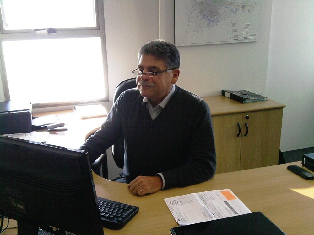 Ricardo Daruiz Borsari – Um Engenheiro especialista em estruturas hidráulicas, com grande capacidade gerencial e perfil para administração pública.  (1/2)