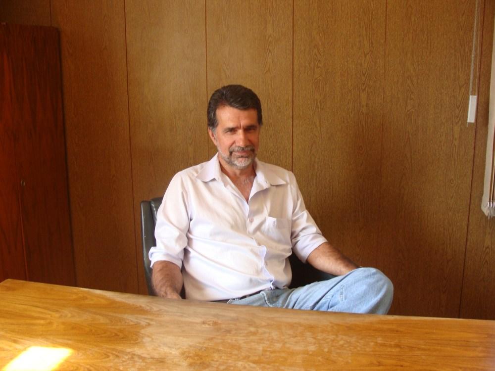 Um geólogo que se orgulha de ter participado das discussões para formulação  da Lei 7663, responsável pela criação dos Comitês de Bacias: Edilson de Paula Andrade