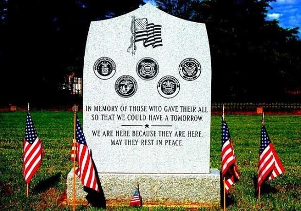 Memorial Day Tribute Pics