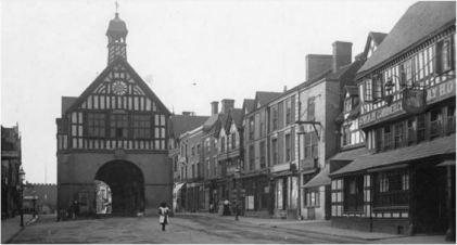 Town Hall circa 1900