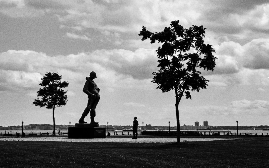 Liberation Monument, Liberty State Park, NJ