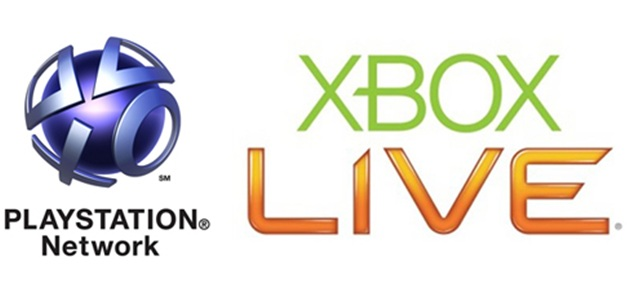 PlayStation Network & Xbox Live