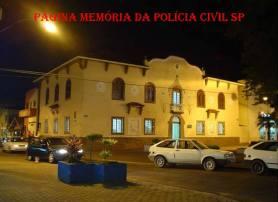 Antiga Cadeia Pública do Município de Itapetininga/SP.