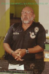 Investigador Dorival Candel, trabalhou nas décadas de 70, 80, 90 até hoje na DISCCPAT- DEIC, principalmente no GARRA.