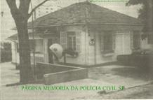 Segundo Distrito Policial de Santo André/SP, na década de 80.