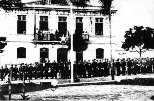 Antiga Cadeia Pública do Município de Descalvado.