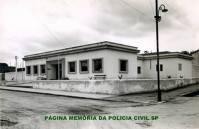Delegacia de Polícia do Município de Indaiatuba/SP, em 1.947. Marcar f