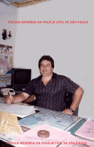 """Investigador de Polícia Gentil Piniani """"in memorian"""", iniciou sua carreira na década de 70, foi Chefe dos Investigadores em Bragança Paulista, do 1º DP, 2º DP e DIG."""