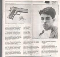 Reportagem de 1994, do Jornal Diário Popular, sobre um indivíduo que sequestrou a própria irmã, sendo preso pela Delegada de Polícia Lenita Queiroz Seta; e os Investigadores Osvaldinho e Sérgio. (2ª parte da matéria). https://www.facebook.com/photo.php?fbid=378138812308696&set=a.351694558286455.1073741845.282332015222710&type=1&theater