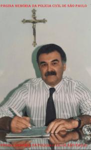 O saudoso Delegado de Polícia Jair de Castro Oliveira Vicente, hoje, dia 24 de janeiro de 2.014, completaria 70 anos de idade. (acervo do filho Jair Bloch).