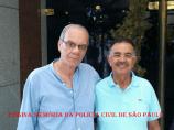 Os Repórteres Policiais João Alckmin Ackimin e Percival de Souza, que atualmente fazem juntos Programa Policial aos sábados às 10horas: http://www.showtimeradio.com.br/