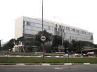 Antigo prédio do DETRAN/SP.