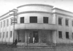Delegacia de São José dos Campos, na década de 70.