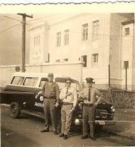 Viatura da Assistência Policial.