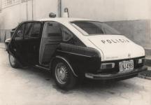 Viatura VW TL, década de 70.