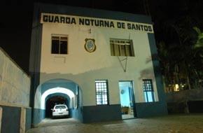Guarda Noturna de Santos.
