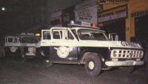 Viatura GM- Veraneiro do GARRA, década de 70.