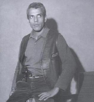 """Ex Investigador de Polícia Astorige Correia , o """"Correinha""""."""