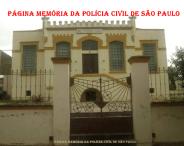 Prédio da Delegacia de Polícia do Município de Fartura/SP.