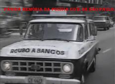 Viatura GM- A 10, da 5ª Delegacia de Roubo a Bancos da DISCCPAT- DEIC (Kilo) ficou conhecida como Super Máquina pelos equipamentos instalados pela equipe Apolo 88, em 1.985. Foi a primeira viatura de equipe de rua a utilizar acessórios e equipamentos. (Acervo do Ag. Brinks Antonio Carlos Passador).