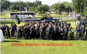 Turma do Curso de Formação Técnico Profissional de Delegado de Polícia de 2.008.