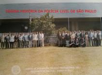 Turma A do Curso de Formação Técnico Profissional- Delegado de Polícia de 1989, formada em 1.990, (acervo do Delegado Domingos Terzine Neto).