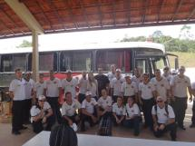 Turma 03 IP 01-09 - Acadepol 2012. (enviada pela Investigadora de Polícia de Guatapará, Beatriz Alvarez de Carvalho).