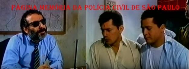 Interessante vídeo da dupla Leandro e Leonardo, com participação de Tito Barbour, ex Investigador de Polícia e da equipe de produção da Rede Globo, em 1.992. https://www.youtube.com/watch?v=2PuRuKh-GyY https://memoriadapoliciacivildesaopaulo.com/a-policia-civil-nas-artes-cinema-teatro-pintura-e-tv/
