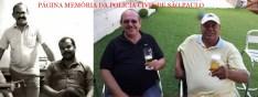Foto da esquerda na década de 80 e a outra atualmente. A dupla que trabalharam juntos nas décadas de 70, 80, 90, 2000 e 2010, Investigadores de Policia Cypriano Rosendo Santos e Valter Correa.