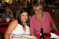 Flavio Ribeiro Joao Grandao e esposa.