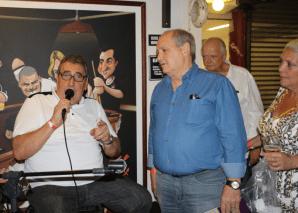 Delegados Paulo Roberto de Queiroz Motta e Zaquel Sofia; Investigador Aulo.