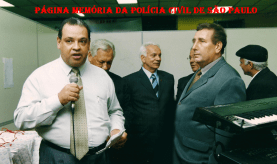 Inauguração da nova sede da CIRETRAN de São José dos Campos, em 2.004. À partir da esquerda, Deputado Estadual Roberto Alves (reeleito em 2.014), Sr. Mário; Delegados de Polícia Claudinei Pascoeto (Diretor do DEINTER 1), Armando Soares de Almeida (Diretor da Divisão do Interior do DETRAN), Paulo Roberto De Queiroz Motta (Diretor da CIRETRAN de São José dos Campos) e Djahy Tucci Junior (Seccional de São José dos Campos).