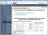 Memorias CTE. Ordenación y gestión de apartados