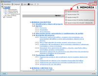 Memorias CTE. Exportar documentos a formatos PDF, HTML, RTF, DOCX y TXT