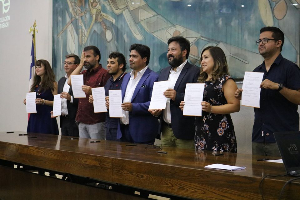"""""""Memorias de Chuchunco"""" gana tres Fondos VIME para trabajar con comunidades y liceos de Santiago y Estación Central"""