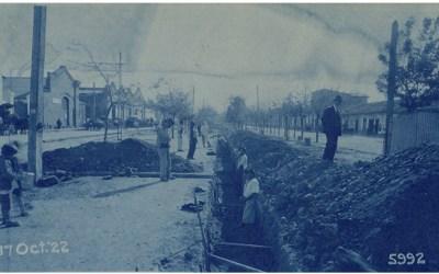 """Artículo: """"La urbanización en la periferia sur poniente de Santiago de Chile. Poblaciones, servicios y política habitacional en Chuchunco (1920-1933)"""""""