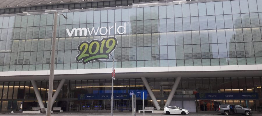 VMWORLD 2019 US