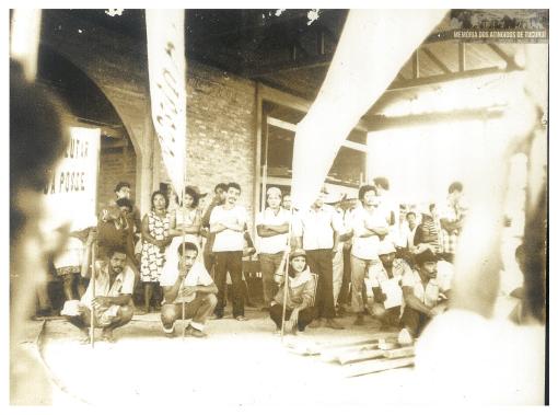 13 - Segundo Acampamento - Memoria dos Atingidos de Tucuruí