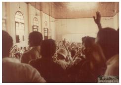 14 - Primeiro Acampamento - Memoria dos Atingidos de Tucuruí