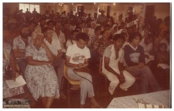 21 - Segundo Acampamento - Memoria dos Atingidos de Tucuruí