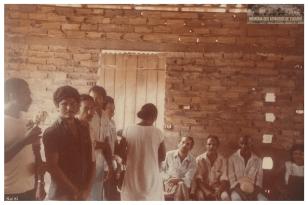 25 - Primeiro Acampamento - Memoria dos Atingidos de Tucuruí