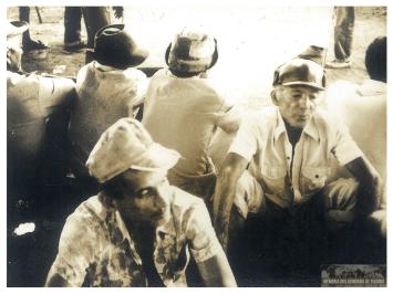 3 - Primeiro Acampamento - Memoria dos Atingidos de Tucuruí