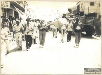 33 - Primeiro Acampamento - Memoria dos Atingidos de Tucuruí