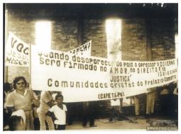 4 - Segundo Acampamento - Memoria dos Atingidos de Tucuruí