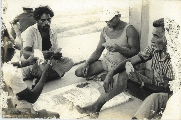 50 - Primeiro Acampamento - Memoria dos Atingidos de Tucuruí