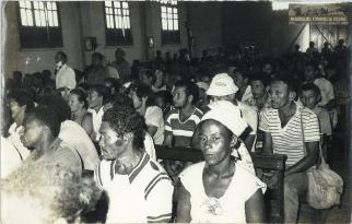 68 - Primeiro Acampamento - Memoria dos Atingidos de Tucuruí