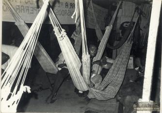 79 - Primeiro Acampamento - Memoria dos Atingidos de Tucuruí