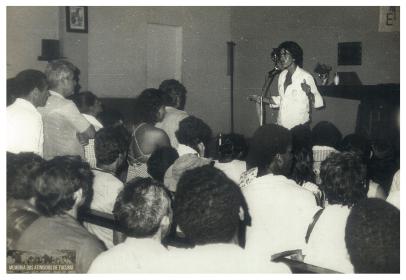 9 - Primeiro Acampamento - Memoria dos Atingidos de Tucuruí